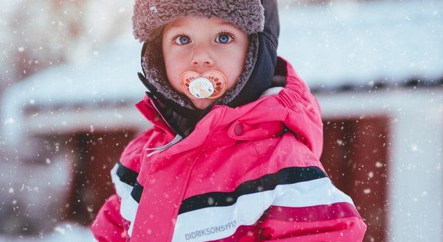Les vêtements à privilégier pour les enfants l'hiver
